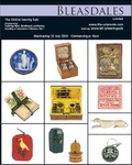 Bleasdales Auction Catalogue of Antique Sewing Tools Summer Sale 2020