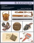 Bleasdales Auction Catalogue of Antique Sewing Tools Summer 2020