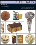 Bleasdales Auction Catalogue of Antique Sewing Tools Summer 2019