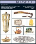 Bleasdales Auction Catalogue of Antique Sewing Tools Summer 2017