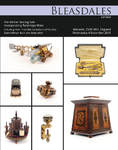 Bleasdales Auction Catalogue of Antique Sewing Tools Winter 2013